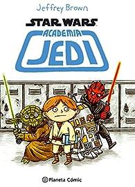 Star Wars Academia Jedi nº 01/03 par Jeffrey Brown