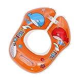 Lukis Baby Kleinkind Schwimmtrainer Aufblasbarer Schwimmring Schwimmsitz für 8-36Monate Baby