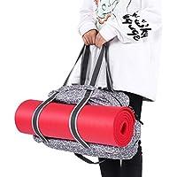 Cocoarm - Bolsa de Yoga Multifuncional de Oxford con Correa de Hombro extraíble para esterillas de Yoga y Accesorios de Yoga, 52 x 35 x 17 cm