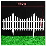 JIANFEI-weilan Paravent de clôture de Jardin en PVC imperméable résistant à la...