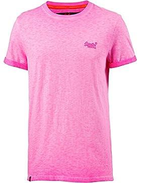 Superdry Orange Label Low Roller Tee, Camiseta para Hombre