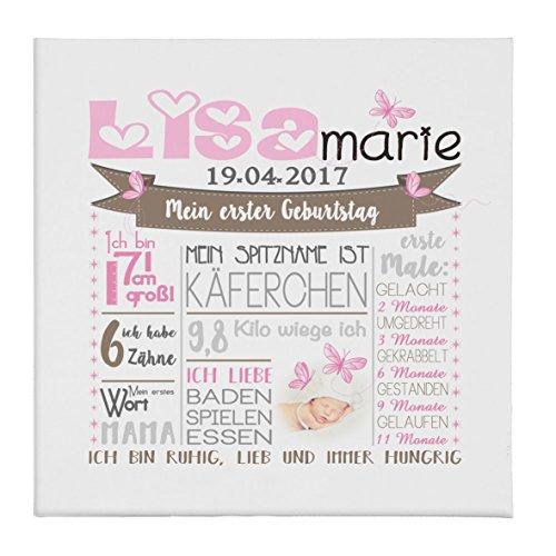 first-birthday-tafel-erster-geburtstag-erinnerung-lisa-marie