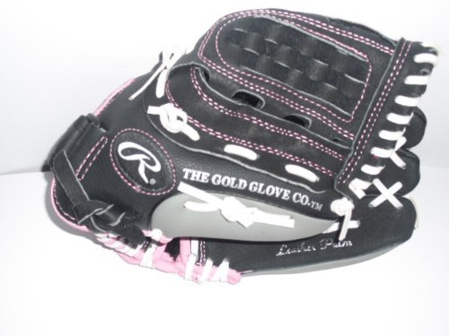 fast-pitch-leather-softball-mitt-black-with-pink-trim-115-by-rawlings