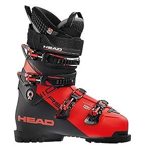 HEAD Unisex– Erwachsene Skischuhe Vector RS 110, red/Black