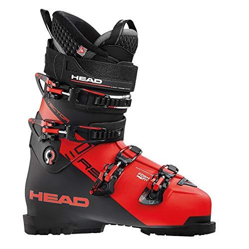 HEAD Unisex– Erwachsene Skischuhe Vector RS 110, red/Black, 28.5