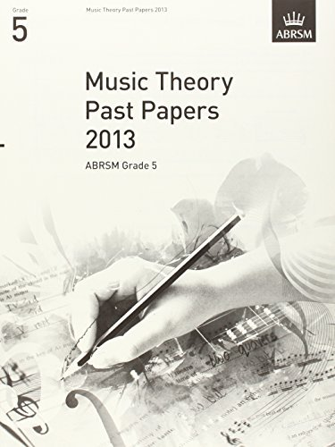 Music Theory Past Papers 2013, ABRSM Grade 5 (2014-01-09)