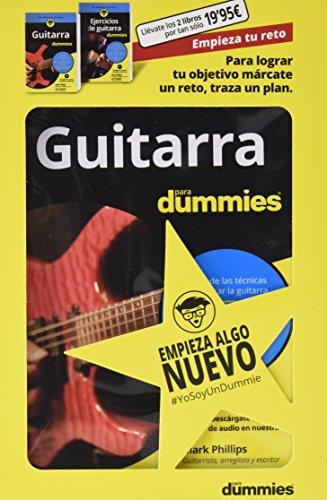 Pack Guitarra para Dummies #EmpiezaTuReto