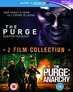 The Purge / The Purge: Anarchy Double Pack [Blu-ray] [2013]