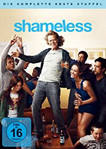 Shameless - Die komplette 1. Staffel [3 DVDs]: Amazon.de