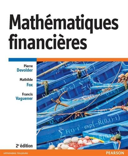 Math??matiques financi??res by Pierre Devolder (2015-06-26)