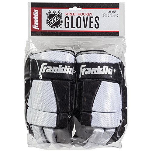 Franklin Sports NHL Youth Junior Street Roller Hockey SX150 Gloves 10