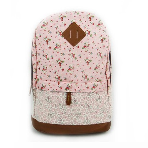 unisex-fashionable-japan-small-floral-pattern-with-lace-design-backpack-school-double-shoulder-bag-t