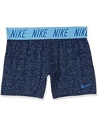 Nike Dry Trophy Pantalones Cortos, Niñas, Void/Signal Blue, Medium