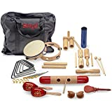 Stagg 058663 Junior Percussion Kit + Etui Marron