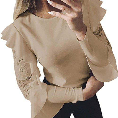 DAY8 Femme Vetements Chic ete Mode Chemise Femme Soiree Blouse Femme Grande  Taille Printemps Femme t eae26dc8344