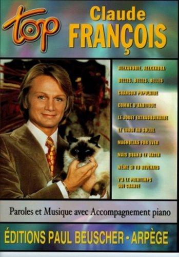 Partition : Top Claude Francois par Claude Francois