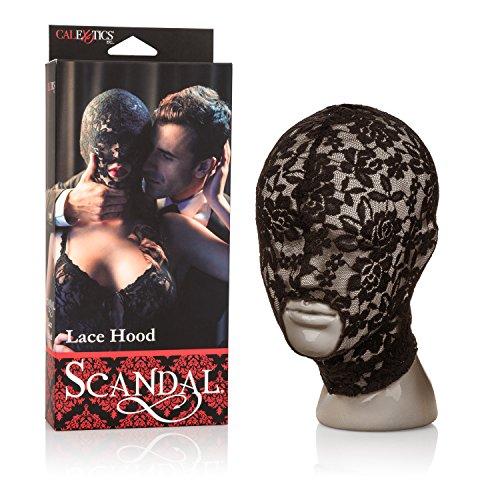Scandal Lace Hood Lace Hood