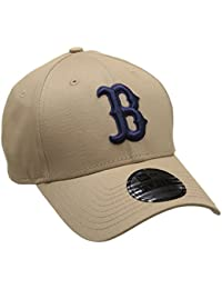 Casquette de Baseball 9FORTY MLB League Essential Boston Red Sox camel NEW ERA