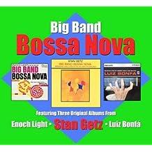 Big Band Bossa Nova   3cd