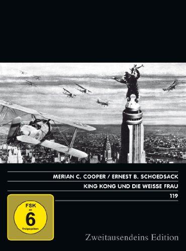 Bild von King Kong und die weiße Frau. Zweitausendeins Edition Film 119