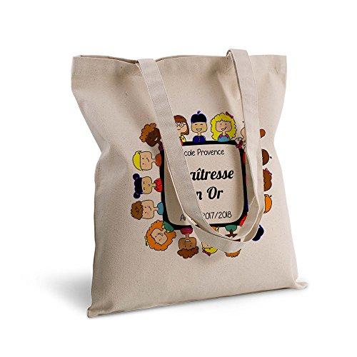 Amikado Geschenk Geliebte Einkaufstasche Personalisierte