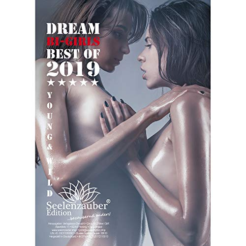 My Bi–Girl · My Dream Girl · DIN A5· PREMIUM Calendario 2019–My Sexy Girls · pin up · donne · Shades of Sex · regalo di Saluto Set con 1carte e 1carta di Natale · Edition Anima magica