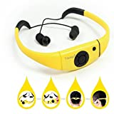 Best Waterproof Mp3 Players - Tayogo 2014 Upgraded Waterproof Mp3 Headset Music Player Review