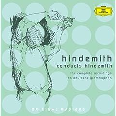 Hindemith: Konzertmusik f�r Klavier, Blechbl�ser und Harfen - 1. Ruhig gehende Viertel
