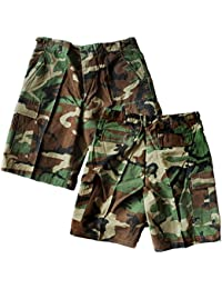 US Bermuda Shorts -woodland-