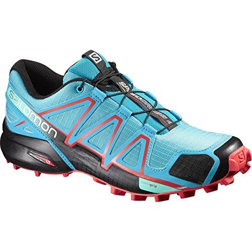 Salomon Speedcross 4, Chaussures de Trail Femme blue jay-black-infrared