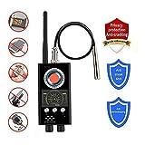 DT Détecteur Anti-Espion de caméra cachée Détection de Dispositif d'écoute GSM Détecteur Radar Alarme de Signal sans Fil