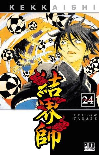 Kekkaishi Vol.24