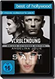 Best of Hollywood - 2 Movie Collector's Pack: Verblendung / Salt [2 DVDs] - Daniel Craig, Angelina Jolie, Rooney Mara, Christopher Plummer, Liev Schreiber