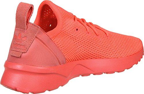 adidas ZX Flux ADV Virtue Sock W Scarpa arancione fluorescente