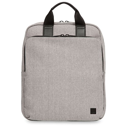 knomo-james-15-tote-backpack-with-leather-trim-grey-black-56-402-gry-with-leather-trim-grey-black-br