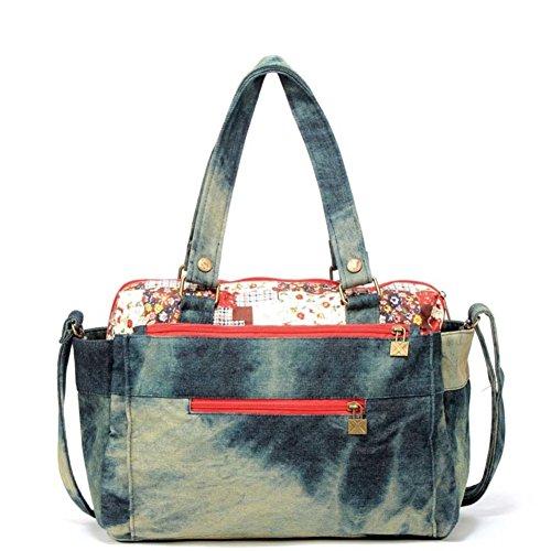 borsa a tracolla Ms./Messenger Bag/Versione coreana del sacchetto di tela-A A