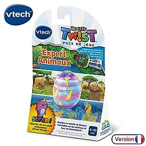 VTech - Rockit Twist-Juego Experto Animales Educativos, 80-495605, Multicolor