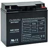 Tashima - Batterie moto NH1220 / NH1218 12V 20Ah