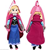 Disney Frozen Princess Anna Plush Backpa...