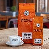 Dinzler Kaffeerösterei - 'Bistro Mischung' Hausmischung - 1kg, ganze Bohne