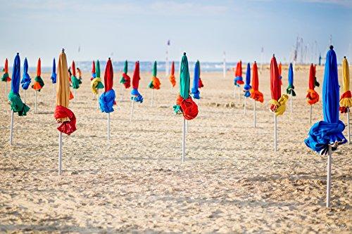 Artis 615215Leinwand Sonnenschirmen Deauville Mehrfarbig 3,3x 65x 45cm