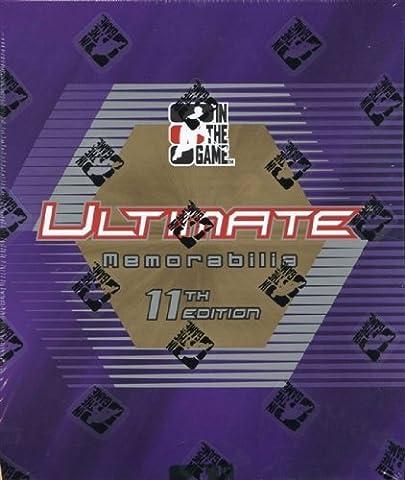 ITG Ultimate 2011/12 (en langue anglaise), 1 1th Edition Hobby Box Boîte de Hockey NHL