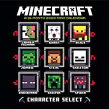 Minecraft Mini 2020 Calendar - 2020 Calendar - Official Merchandise