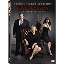 Damages - Saison 4 - Coffret 3 DVD