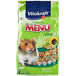 Vitakraft Menu Vital Alimentation pour Hamsters 1 kg