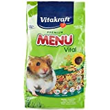 Vitakraft Menu Vital Alimentation pour Hamsters 1 kg