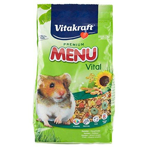 VITAKRAFT C-90210 Menú Completo y Vitaminado - 1 kg