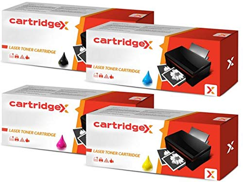 Cartridgex Laser-Tonerkartuschen Ersatz für Dell 1230 1235 1235CN Drucker - 1235 Laser-drucker