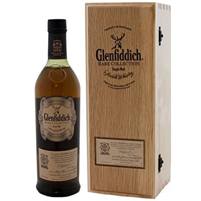 Glenfiddich Rare Collection 17 Year Old