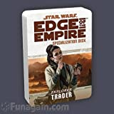 Star Wars Edge of the Empire Specialization Deck Trader